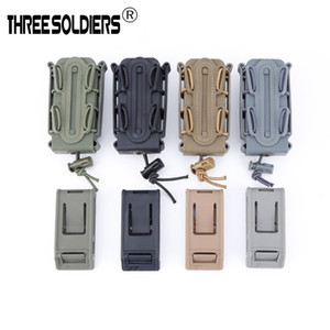MM ACP Tactical Molle Singolo Scorpion Scorpion Box Elastic Tool Box CS Gancio in vita Quick Tiro