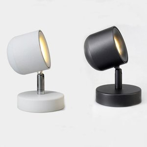 LED wall light Nordic simple modern wall lamp mirror light aisle living room bedroom bed reading sconce AC85-265V