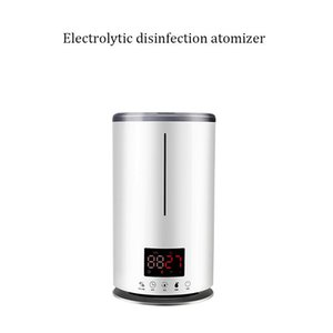 humidifier purifier hypochlorous acid disinfectant automatic atomization electrolysis disinfection atomizer