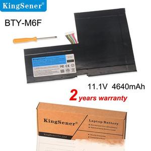 Piezas Portátiles Baterías para portátiles Kingson BTY-M6F Batería para computadora portátil para MSI GS60 2PL 6QE 2QE 2PE 2 2QD 6QC 6QC-257XCN Series MS-16H2 MS-16H4