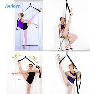 Joylove Flessibilità della porta Stretching Leg Barella Cinturino per balletto Agano Dance Gymnastics Trainer Yoga Flessibilità Elastico Cintura elasticizzata