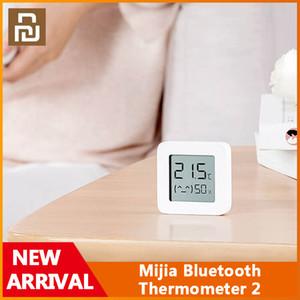 Original YouPin Mijia Bluetooth Thermometer 2 Wireless Smart Electric Digital Hygrometer Thermometer Arbeit mit Mijia App