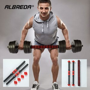 ALBREDA Environmental protection rod universal pair of grips lengthened 40 50CM nut dumbbell accessor Q1125