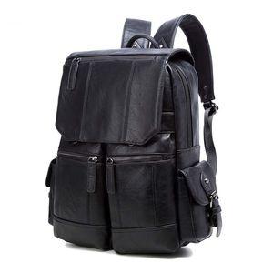 Mens Backpack Bookbag Women Handbags Purses Leather Shoulder Bag Hot Selling Fashion Big School Backpacks Casual Men Back Bags