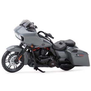 Maisto 1:18 CVO Road Glide Die Vehicles Collectible Hobbies Motorycle Model Toys LJ200930