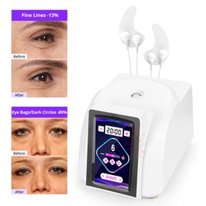 New Strong Effect Eye Patch Skin Rejuvention Eyes Care With Eye Patch For Dark Circle Remove Home Use Eye Relief Machine
