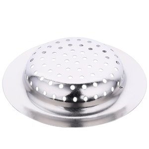 Bathroom home Sewer Outfall Strainer stainless steel Drain Catches Cover Filter Kitchen Sinks