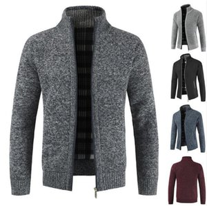 New Men Zipper Jacket Men Sweater Hoodie Long Sleeves Spring Autumn Mens Casual Shirts Clothing For Man Shirts Male Jacket M-3XL