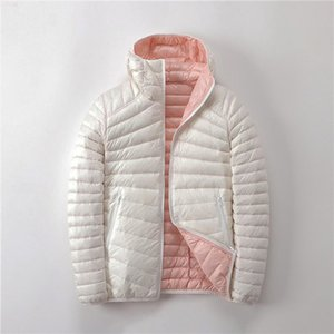 2020 Autumn Winter Jacket Womens Warm Wear Slim Down Coats Basic Jacket for Women Down Jackets Packable Casual Parkas Outwear