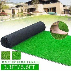 Artificial Turf DIY Garden Lawn Party Decorations Indoor And Outdoor Landscape Faux Grass Green Plant Decorations Football Golf