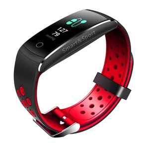 The new Q8S color screen Z11 smart bracelet heart rate blood pressure blood oxygen reminder pedometer exercise