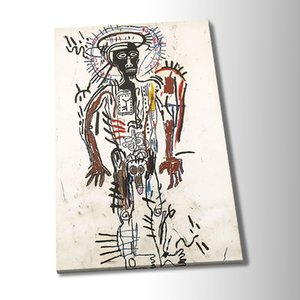Jean Michel Basquiat Artist Art Poster Poster Painting Art on Canvas Prints and Poster Wall Picture for Home Cuadros Room Decoration