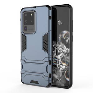 Rugged Shockproof Phone Case For Samsung Galaxy Note 20 Ultra 10 S20 Plus FE S10 A71 A51 5G A41 A31 A21s A11 A01 Core A30s A20s A10s