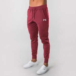 autumn Men's high-quality brand Pure cotton trousers fitness casual trousers daily training fitness casual sports jogging pants