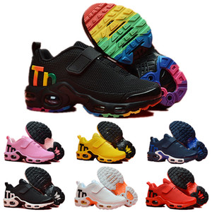 Mercurial Tn 2019 Kids TN Plus Luxury Designer Sports Running Shoes Niños Boy Girls Entrenadores Tn 270 Sneakers Classic Outdoor Toddler Sneakers