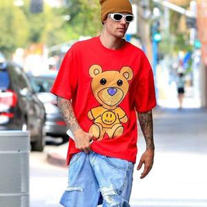 Esca Femmes t Hommes T-shirt Hot Kanye Exo Pyrex Vision 23 Hba Shirt Summer Hipster Haut Hip-Hop Tee shirt Pyrex 23 Vêtements Ventes