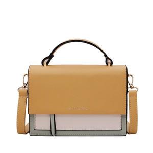 Handtaschen und Geldbörsen Designer Crossbody BGAS für Frauen 2020 Leder Kopierbeutel Weibliche Undefined Brief Umhängetasche