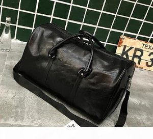 High quality mens luxury designer travel luggage bag men totes leather handbag duffle bag Courrier luxury designer bags