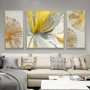RELIABLI ART Tree Flower Pictures Abstract Modern Canvas Painting Posters And Prints Wall Art For Living Room Decoration NOFRAME Z1202