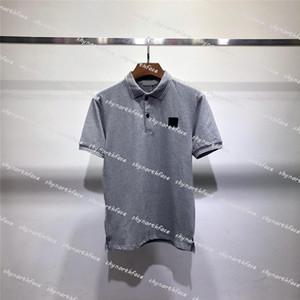 2020 nuevos diseñadores t shirts para hombre polo camisa luxurys camiseta camiseta verano hombres camiseta moda mujer ropa polos top tees manga corta manga corta