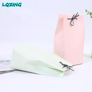 15pcs Stand Up Up Rosa / Ver Green Regalo Cartone Confezione Packaging Scatole di cartone Decorated Cartboards Grazie Regali per la festa nuziale1