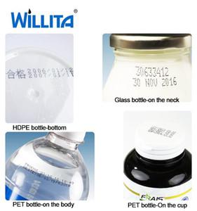 Willita factory one bottle Alternative CN1-Y CN5-Y Solvent for printers of KGK CN11 CN55  CN15