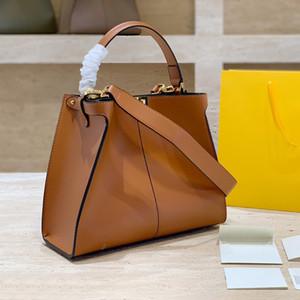 Женская сумка для сумки Большая емкости Пакет для покупок Fo English Натуральная кожаная сумка сумка съемные широкие сумки для ремня на плечо кошелек золотой замок