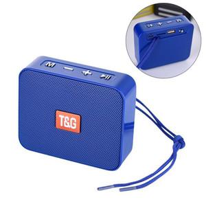 TG166 Mini Portable Bluetooth Speaker Small Wireless Speaker Bluetooth 5.0 Support USB TF card FM Radio caixa de som altavoces
