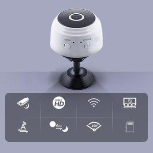 Micro Home Wireless Video CCTV Mini Security Surveillance مع WiFi IP Camara الاستشعار الأشعة تحت الحمراء CMOS 2MP Telefon Alarm Camera