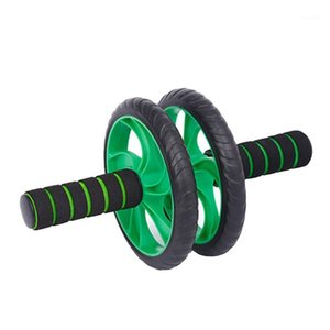 14 inch 16 inch ABS Abdominal Roller Exercise Wheel Fitness Equipment Arms Back Belly Core Trainer Body Shape Roller With Mat1