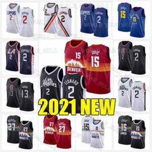 15 Jokic Jerseys 2 Leonard Jamal 27 Murray Nikola Kawhi Los Paul 13 George Angeles