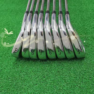 T-100 Golf Clubs Irons Set T100 Clubs Irons Set 3-9P Steel Graphite Shafts Headcovers DHL Free Shipping