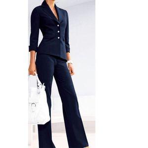 Women's suits suit Female suit dress Notch Lapel Women's Business Office Tuxedos Jacket+Pants Ladies Custom Made
