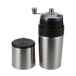 2-in-1 многофункциональный ручной кофемашинку вакуумная чашка кофеварка питьевой кофемашина машина для путешествий домашнего офиса DHF3929