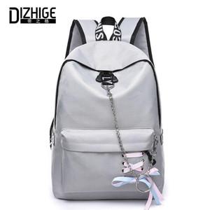 Dizhige Oxford Women Zaino femminile di alta qualità zaino di alta qualità moda economici cina zaino fornitori sacchetti di scuola per ragazza