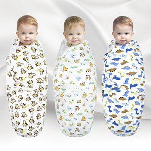 2020 new baby wrapper pure cotton newborn wrapping cloth wrapper baby swaddling quilt sleeping bag OEM processing