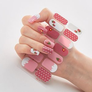 Full Cover Nail Stickers Designer Nail Decals Fashion Five Sorts 0f Stickers Sticker set Decoration Strips