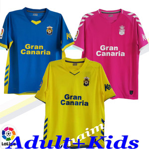 2020 2021 روبر u.d. Las Palmas Camiseta de Fútbol Rober González Ud Las Palmas á. LEMOS 14 Araujo 10 Home Third Soccer Jersey Shirts