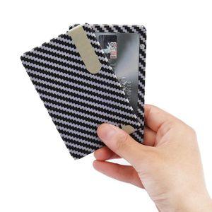 Luraka Storage Bag 2021 New Carbon Fiber Wallet,Slim Holder Mens Wallets Drop Shipping 19Mar 22 Card Storage Bag