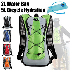 Bicycle Hydration Bag Cycling Climbing Travel Backpack Mini Bicycle Backpack Outdoor Sports Water Bags Bike Climbing Running