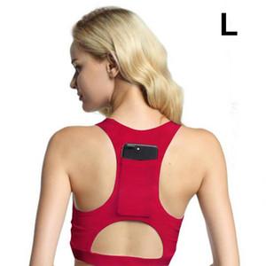 Soft Sport Bra Tennis Sexy Fitness Sports Bras Running Underwear Women Padded Vest Fashion Shockproof Sportwear Slim-Type