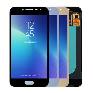 J250G OLED Панели для Samsung Galaxy J2 Pro 2018 SM-J250F J250M J250Y LCD Дисплей Сенсорный экран Дигитайзер Ассамблеи оптом Запчасти