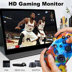Мониторы 13,3 дюйма 1080P портативный игровой монитор с Thunderbolt 3, HD и порт C