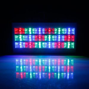 ALIGHT 35W Auto   Sound Control 18-RGB LED Bar Stage KTV Disco Pub Party Strobe Light (AC 110-240V)