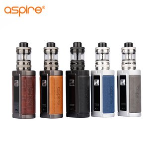 Newest Aspire Vrod 200 Kit 4ml 5ml fit for 2pcs 18650 Battery(not included) Sub-ohm Vaping Devices Aspire Vrod 100% Original