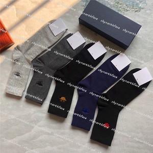 Kleine Biene Mens Socken Designer Socken Damen Socke Unterwäsche Frau Wäschereien Calzini Calcetines Strümpfe Boxer Socken 5 Stück Box