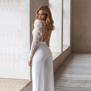 2020 New Fashion Elegant Style Jumpsuits Solid Embroidery Backless Summer Sexy Celebrity Party Bodycon Rompers Drop Shipping