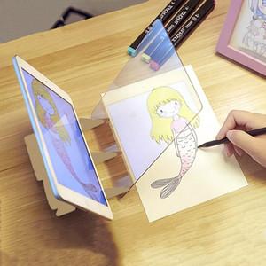 الحامل الخشبي للرسم أندرو رسم الحامل رسم لوحة الجدول الملحقات الكمبيوتر المحمول اللوازم الفنون للأطفال أطفال Y200428