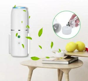 Micro USB UV Air Purifier Air Cleaner for car Bedroom Bathroom