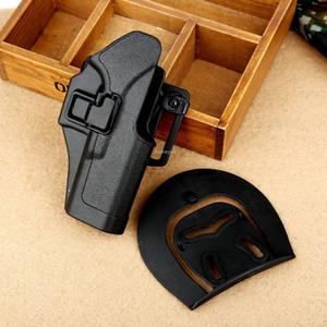 Tactical Gun holster for Gl0ck 17 19 22 23 31 32 Airsoft Pistol Case Magazine Pouch Gun Holster Sling Molle Platform Adapter